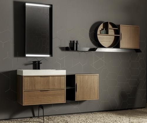 Bathroom furniture - Mutevole