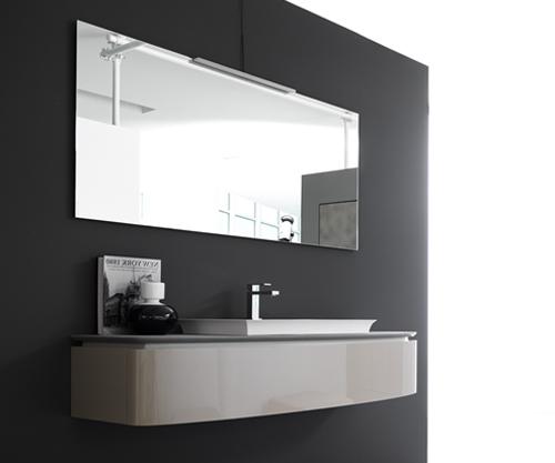 Bathroom furniture - Bania