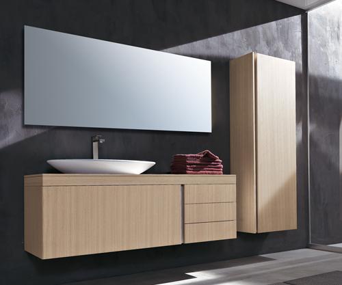 Bathroom furniture - Manhattan